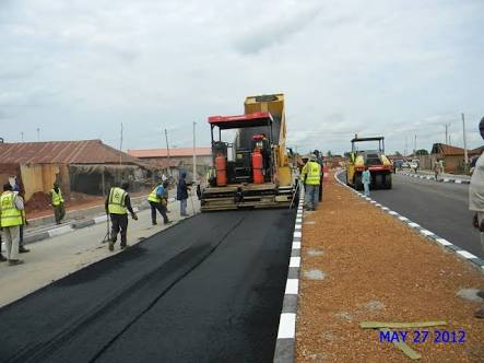 OGUN STATE HOUSE OF ASSEMBLY COMMEND AMOSUN LED GOVERNMENT ACTION ON ROAD CONSTRUCTION.